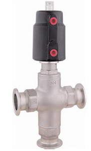 Clamp_Pneumaic_Three_Way_Valve(Clamp_Connection)