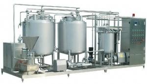 Оборудование для молока и молочных продуктов (производство)