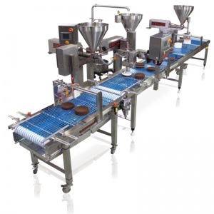Оборудование для кондитерских продуктов (производство)