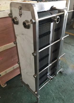 Теплообменников для охлаждения сусла Паяный теплообменник Alfa Laval CB110AQ-24H Саранск