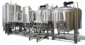 Оборудование для пива, соков, напитков и воды (производство)