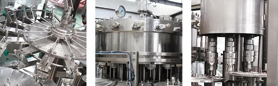 Flavorchem устанавливает линию для розлива и упаковки